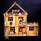 """Набор для освещения кукольного домика """"ХэппиДом"""", конструктор, свет, люстры - Фото 12"""