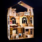 """Набор для освещения кукольного домика """"ХэппиДом"""", конструктор, свет, люстры - Фото 13"""