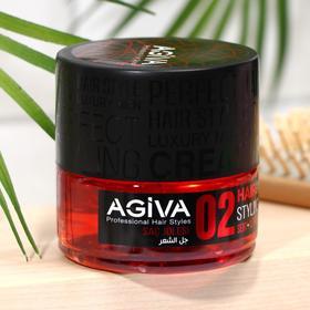 Гель для волос УЛЬТРА СИЛЬНЫЙ AGIVA Hair Gel 02 Ultra Strong, 200 мл