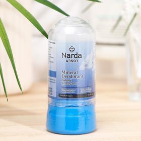 Дезодорант-кристалл минеральный Narda «Натуральный», 80 г