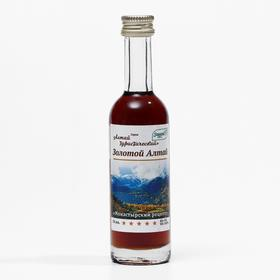 Эликсир «Эльзам. Золотой Алтай» витаминный, монастырский рецепт, повышение иммунитета, 50 мл
