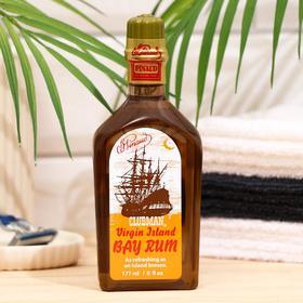 Лосьон после бритья, Clubman Bay Rum After Shave, 177 мл