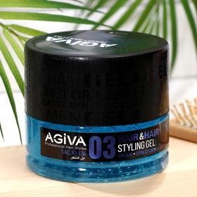 Гель для волос AGIVA Hair Gel 03 Extra Strong, экстра сильный, 700 мл