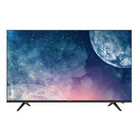 "Телевизор Hyundai H-LED55FU7004, 55"", 3840x2160, DVB-T2/C/S2, 3xHDMI, 2xUSB, SmartTV, чёрный"