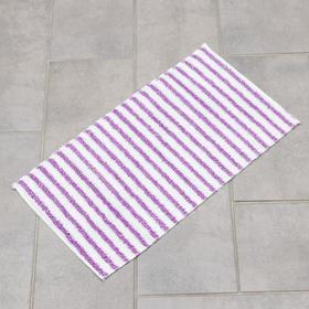 Насадка на швабру, микрофибра, уплотнённая, 41×23 см