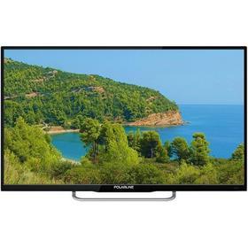 """Телевизор PolarLine 32PL13TC,  32"""", 1366х768, DVB-T2/C, 3xHDMI, 2xUSB, чёрный"""