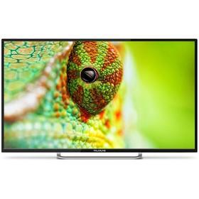 """Телевизор PolarLine 39PL11TC, 39"""", 1366х768, DVB-T2/C, 3xHDMI, 2xUSB, чёрный"""