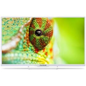 """Телевизор PolarLine 40PL53TC, 40"""", 1920х1080, DVB-T2/C, 3xHDMI, 2xUSB, белый"""