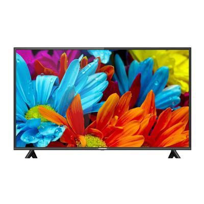 """Телевизор Starwind SW-LED55UA404, 55"""", 3840x2160, DVB-T2/S2, 3xHDMI, 2xUSB, SmartTV, чёрный   718174 - Фото 1"""