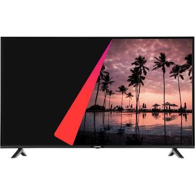 "Телевизор Starwind SW-LED55UB401, 55"", 3840x2160, DVB-T2/S2, 3xHDMI, 2xUSB, SmartTV, чёрный   718174 - Фото 1"