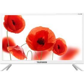 "Телевизор Telefunken TF-LED24S72T2, 23,6"", 1366х768, DVB-T2, 1xHDMI, 1xUSB, белый"