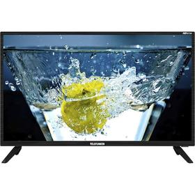 "Телевизор Telefunken TF-LED32S03T2, 31,5"", 1366х768, DVB-T2, 3xHDMI, 1xUSB, чёрный"