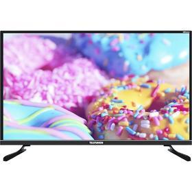 "Телевизор Telefunken TF-LED32S33T2S, 31,5"", 1366х768, DVB-T2, 3xHDMI, 2xUSB, SmartTV, чёрный"