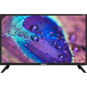 "Телевизор Telefunken TF-LED32S72T2, 31,5"", 1366х768, DVB-T2, 3xHDMI, 1xUSB, чёрный"