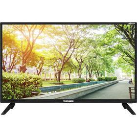 "Телевизор Telefunken TF-LED32S75T2S, 31,5"", 1366х768, DVB-T2, 3xHDMI, 2xUSB, SmartTV, чёрный"