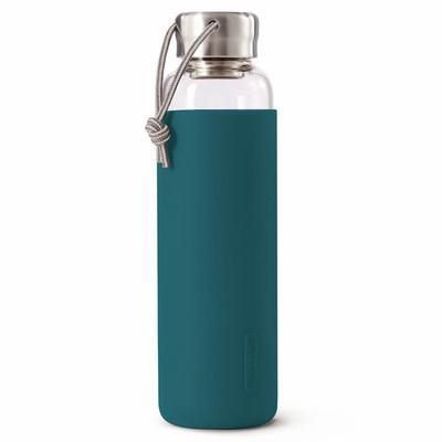 Бутылка для воды, 600 мл, бирюзовая - Фото 1