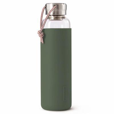 Бутылка для воды, 600 мл, зеленая - Фото 1