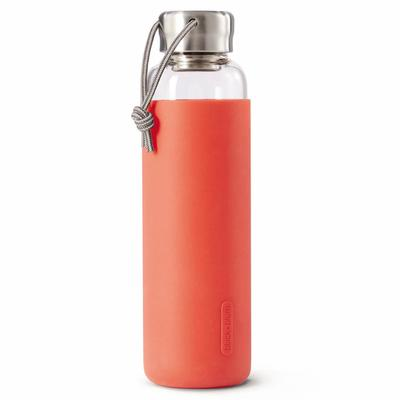 Бутылка для воды, 600 мл, коралловая - Фото 1