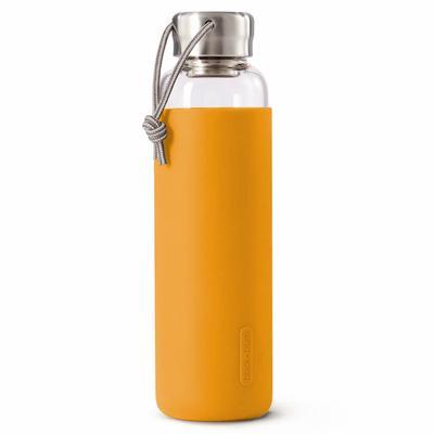 Бутылка для воды, 600 мл, оранжевая - Фото 1