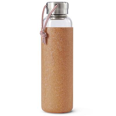 Бутылка для воды, 600 мл, светло-коричневая - Фото 1