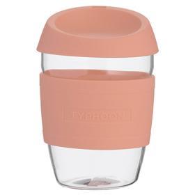 Кружка для кофе 400 мл, розовый