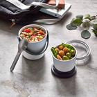 Ланч-бокс lunch pot original, оливковый - Фото 3