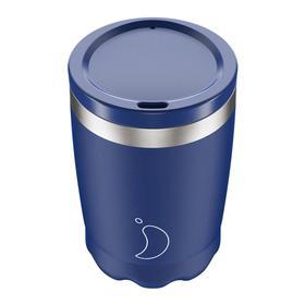 Термокружка Coffee Cup, 340 мл, синяя матовая