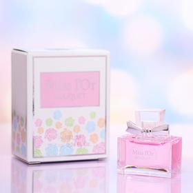 Духи-мини женские Miss L`or Bouquet, 7 мл