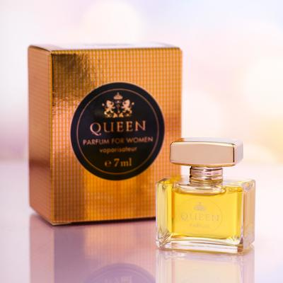 Духи-мини женские Queen, 7 мл - Фото 1