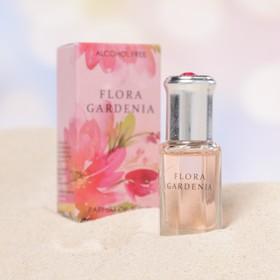 Духи-ролл женские Flora Gardenia, 6 мл