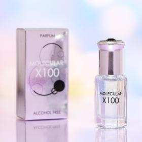 Духи-ролл женские MOLECULAR X100, 6 мл