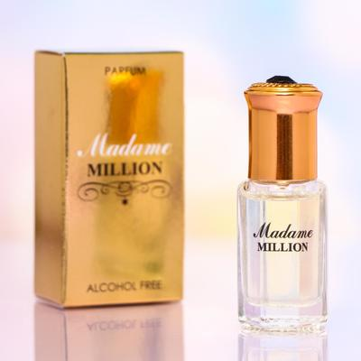 Духи-ролл женские Madame Million, 6 мл - Фото 1