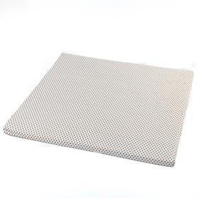 Матрас детский для пеленания,  73х73 см, цвет серый