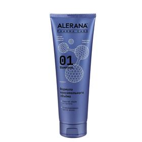 Шампунь для волос Alerana Pharma Care, формула максимального объёма, 260 мл