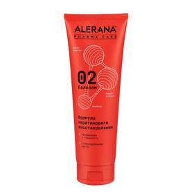 Бальзам для волос Алерана Pharma Care формула кератинового восстановления, 260 мл