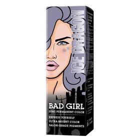 Краска для волос Bad Girl Ice Dragon, серый, 150 мл