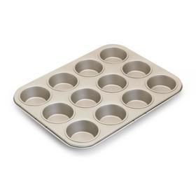 Форма для выпечки 12 маффинов
