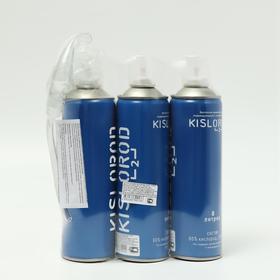 Комплект кислородный баллончик K8L - 2 шт. + кислородный баллончик с маской K8L-M - 1 шт. Ош