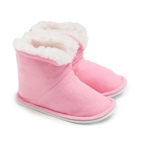 Тапочки женские, цвет розовый, размер 35