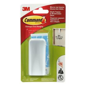 Держатель для холста, Command 17044 большой, 1 шт./2 пол