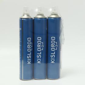 Комплект кислородный баллончик K16L - 2 шт. + кислородный баллончик с маской K16L-M, 1 шт. Ош