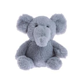 Мягкая игрушка «Слоник Ираклий» с шариками, 20 см