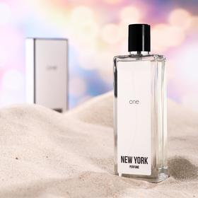 Парфюмерная вода женская NEW YORK PERFUME ONE, 50 мл