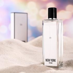 Парфюмерная вода женская NEW YORK PERFUME SIX, 50 мл