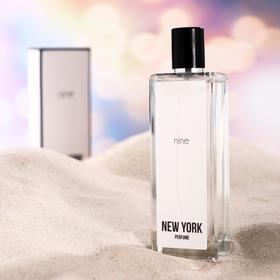Парфюмерная вода женская NEW YORK PERFUME NINE, 50 мл