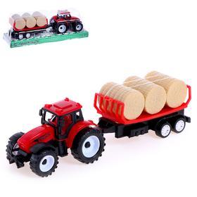 Трактор инерционный «Фермер»