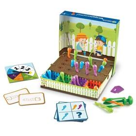 Развивающая игрушка «Непослушные червячки», 5-в-1, 47 элементов
