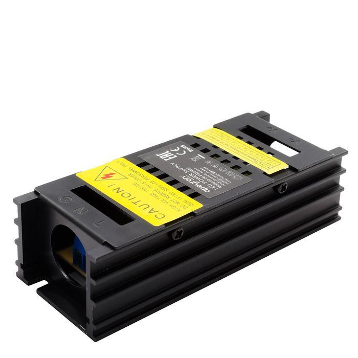 Блок питания Apeyron electrics 12В, 25Вт, IP20, 2А, черный, 113x42x31 мм