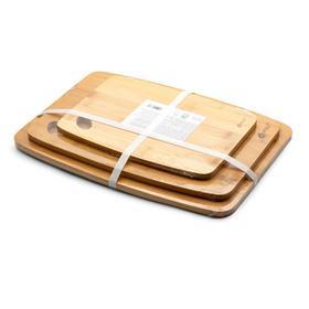 Набор досок бамбуковых, 3 предмета Disco