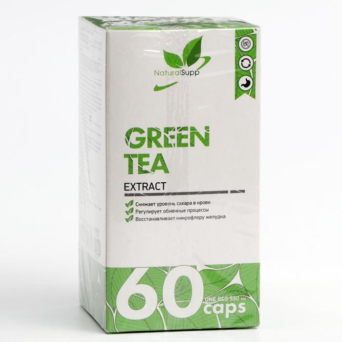 Green Tea, Экстракт зеленого чая, 400 мг, витамин С, 60 мг